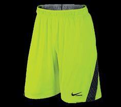 Nike Attack 2 Lacrosse Shorts - Volt