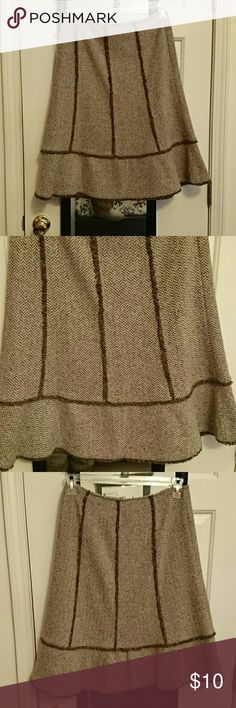 Tweed Skirt Tweed Skirt LOFT Skirts