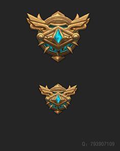 练习-圣骑徽章