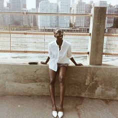 An Instagram Star Shows How to Style One of Spring's Biggest Shoe Revivals for Fall