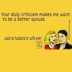 www.facebook.com/firstyearofmarriage #firstyearofmarriage #thegoodthebadthefunny #husbandandwife
