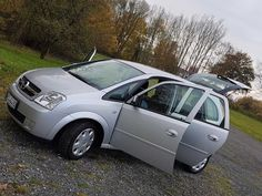 Opel Meriva -A Bj. 2005 , Rentnerfahrzeug ....Top gepflegt
