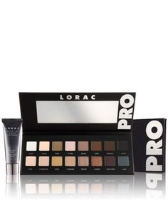 Go PRO with the LORAC PRO Palette! Created by celebrity makeup artist Carol Shaw, this PRO artistry palette is packed with 8 Shimmer and 8 Matte Eye Shadows. Lorac Pro Palette, Eyeshadow Palette, Eye Palette, Beauty Makeup, Eye Makeup, Eye Primer, Matte Eyeshadow, Mineral Oil, Makeup Looks