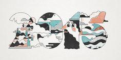 The Illustrative Art & Design of Brian Michael Gossett — 2015