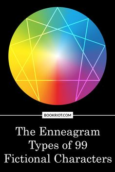 The enneagram personality types of 99 fictional characters from Harry Potter and Lord of the Rings to the Jane Austen canon and Outlander!