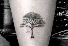 8 Beautiful Tree Tattoos   www.treedom.net
