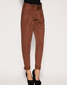 Menswear trousers