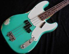 Fender 55 Seafoam P-Bass