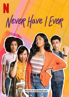 Never Have I Ever, written by Mindy Kaling, is the coming of age story of Devi, an Indian American girl struggling to survive high school and growing up. Netflix Movies, Shows On Netflix, Hd Movies, Movie Tv, Mindy Kaling, Web Series, Series Movies, Book Series, Teen Wolf Saison 3
