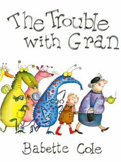 the-trouble-with-gran-bookcover