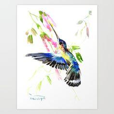 #hummingbird #tropical