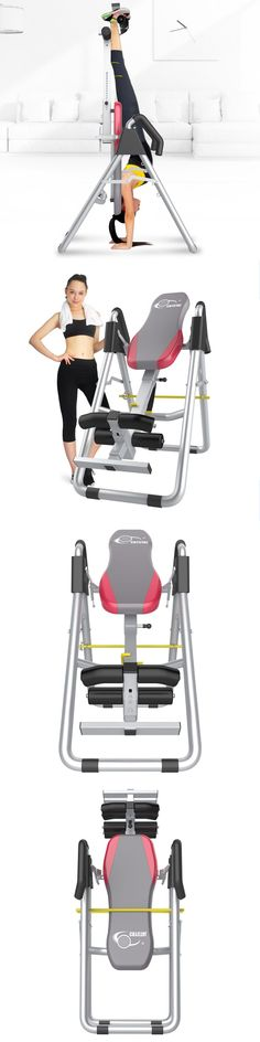 Inversion Tables 112954: Adjustable Body Fitness Inversion Table Back Therapy Health Back Pain Relief New -> BUY IT NOW ONLY: $115.8 on eBay!