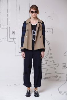 Fall 2014 Ready-to-Wear Band of Outsiders