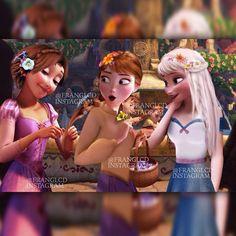 Bella Dyna an hope Gals day out Cute Frozen, Frozen And Tangled, Disney Frozen, Disney Songs, Best Disney Movies, Jelsa, Anna Et Elsa, Princesa Real, Modern Disney