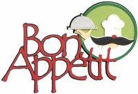 Bon Appetit Laser Die Cut