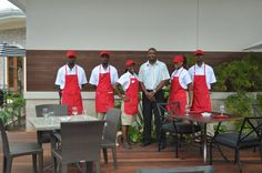Dino's at Sandals Emerald Bay in Exuma