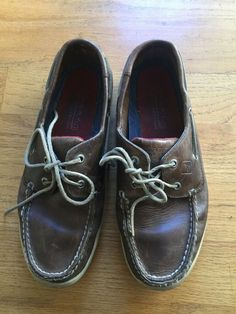 761a897665 Sperry Brown Mens Size 10  fashion  clothing  shoes  accessories  mensshoes