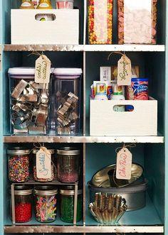 Centros de atividades - Organizando a cozinha!