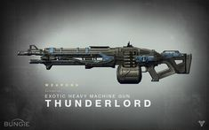 The Awesome Weapons of Destiny