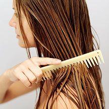 Die besten selbstgemachten Haarkuren