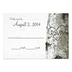@@@Karri Best price          	Birch Tree with Carved Heart RSVP Personalized Announcement           	Birch Tree with Carved Heart RSVP Personalized Announcement This site is will advise you where to buyReview          	Birch Tree with Carved Heart RSVP Personalized Announcement today easy to Shops &...Cleck Hot Deals >>> http://www.zazzle.com/birch_tree_with_carved_heart_rsvp_invitation-161357031383443269?rf=238627982471231924&zbar=1&tc=terrest