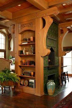 Andie MacDowell's Storybook Tudor For Sale in NC