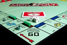 Game/Show: The Hidden Genius of Monopoly's Rules. Photo by Andy Mangold.