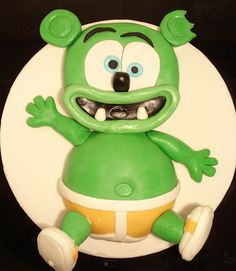 and gummy bear cake idea #3 ( this is my favorite I've found so far)