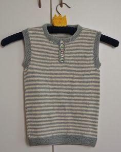 Lykketrollet: Bestefarvest Polo Shirt, Vest, Knitting, Boys, Mens Tops, Shirts, Inspiration, Fashion, Moda