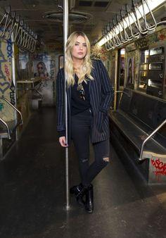 Ashley Benson - Prive Revaux Fan Meet & Greet in NYC