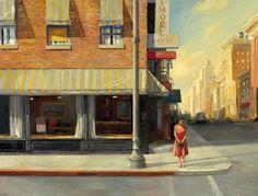 Sally Storch, cálida luz