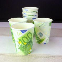 Gobelets 100 euros