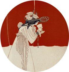 Den mycket intressanta och lärorika serien om Art Nouveau fortsätter på Kunskapskanalen. Idag visades del två och resan gick vidare från Paris till Storbritannien. Nu fick vi lära oss att den som i…