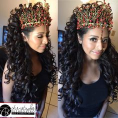 Hair Quince Hairstyles Wedding Quinceanera Latest Trends Braided Ponytail