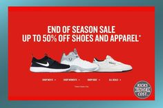 395c8814db7 Happening now  Up to 50% off Finish Line End Of Season Sale End Of