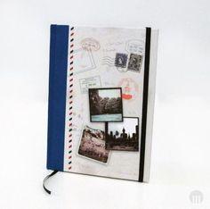 Cuaderno de Viaje Personalizado