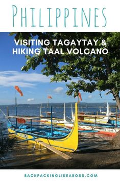 Visiting Tagaytay in the Philippines. Read here for some wonderful things to do whilst you are here. Including hiking the Taal Volcano and also the tour of Taal Vocano. Also details how to get to Tagaytay from Manila. Visiting Southeast Asia | Things to do in Tagaytay | Places to visit in Philippines | #southeastasia #tagaytay #philippines