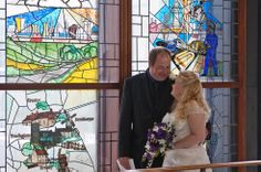 Scunthorpe registry office wedding.  History of Scunthorpe.  Photographer: Victoria Gray