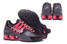 225d7c4de36 Elegant Appearance Nike Shox Avenue Shox NZ Red Black White Men s Sport  Athletic Running Shoes Sneakers