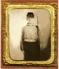 Pvt. Henry Hartner Rist, Company A, East Feliciana Guards, 16th Louisiana Infantry - Confederates killed and wounded at Shiloh - Gallery - Shiloh Discussion Group