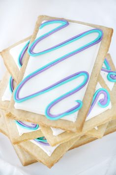 Pop Tarts - how to make your own from scratch
