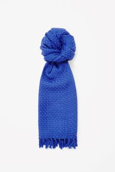 COS | Woven wool scarf