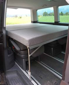 Citroen berlingo peugeot partner camper van conversion for Camping kuchenblock