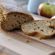 Kruh iz polnozrnate moke (brez kvasa, brez gnetenja)