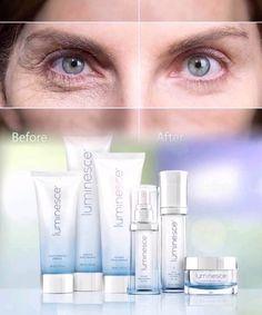 Sistema para intensificar la juventud de tu piel - Basado en celulas madres adultas (YES) Luminesce basado en grow factors