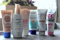 BB CC ABC WHAT?! Drugstore BB creams: a review