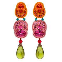 Folies Dangle Earrings