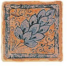 Dekor Novabell Monterrey arancio 15x15 cm, mat Tiles, Decor, Rugs, Mats, Home Decor