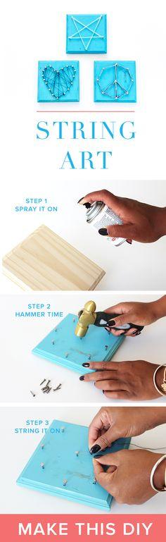 DIY String Art Kit