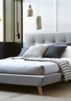 I Have This And Love It Benton White High Gloss King Size Bed Bedshed Bundall Ask For
